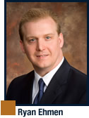 Ryan Ehmen, CPA, PFS - certified financial planner